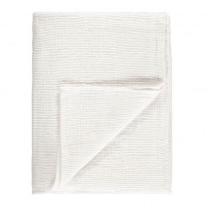 Linge Particulier Honeycomb Waffle Linen Bath Towel-listing