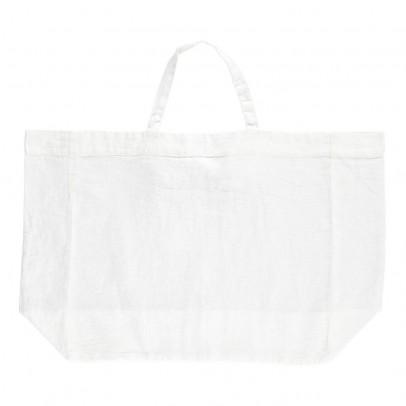 Linge Particulier Giant Washed Linen Tote Bag -listing