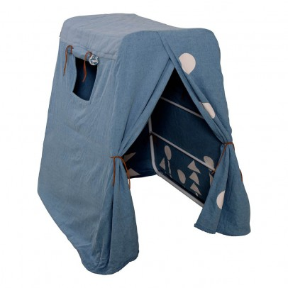 Budtzbendix Tela Tenda per Changing Tower Totem-listing