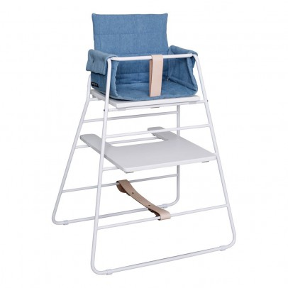 Budtzbendix Cuscino Sedia Alta per Tower Chair Denim-listing