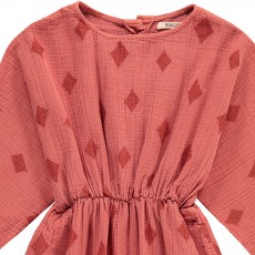 Bobo Choses Robe Taille Resserrée Losanges-listing