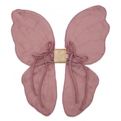 Numero 74 Ali di farfalla rosa-listing