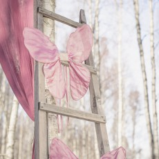 Numero 74 Ailes de papillon rose-product
