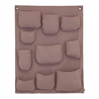 Numero 74 Wall Tidy Pouch - Vintage Pink-product