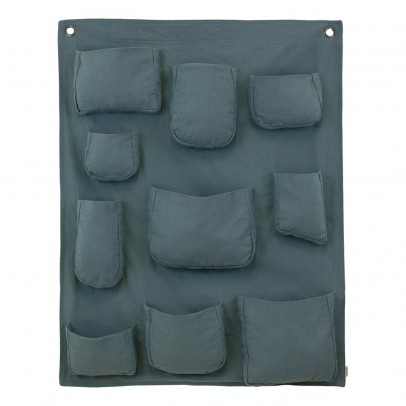Numero 74 Wall Tidy - Blue Gray-listing
