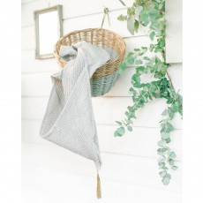 Numero 74 Bath cape - dusty pink-product