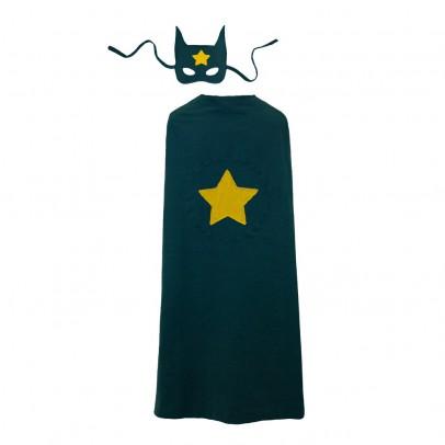 Numero 74 Disfraz Súper Héroe - Azul petróleo-product