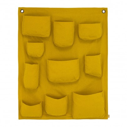 Numero 74 Wall tidy - sunflower yellow-product