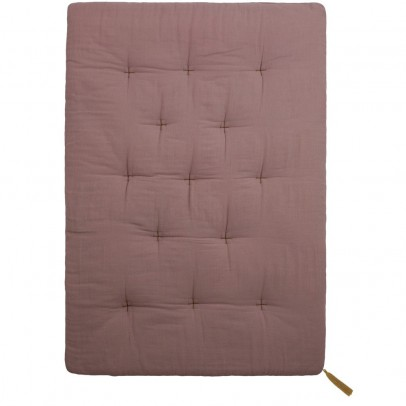 Numero 74 Futon quilt - Dusty pink-product
