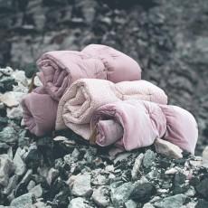 Numero 74 Edredon Futon - Vieux rose-listing