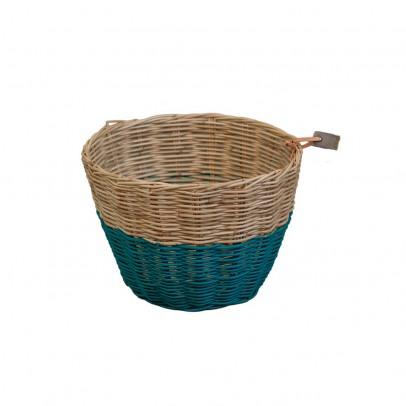 Numero 74 Storage Basket - Petrol Blue-product