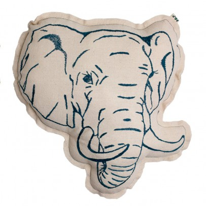 Numero 74 Elephant cushion-listing