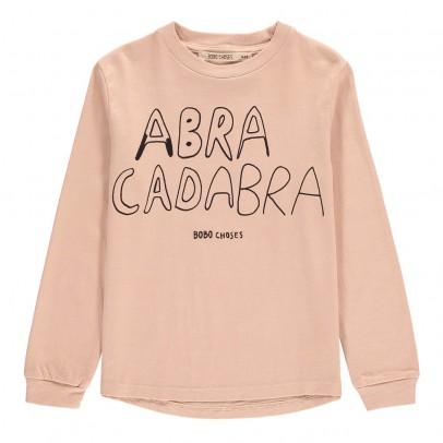 Bobo Choses T-Shirt ML Abracadabra Coton Bio-listing