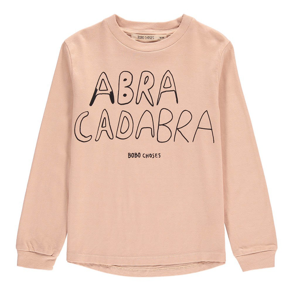 Organic Cotton Abracadabra Long Sleeve T-Shirt-product