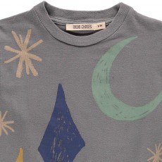 Bobo Choses Organic Cotton Moon Long Sleeve T-Shirt-listing