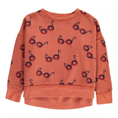 Bobo Choses Sweat Lunettes All Over-listing