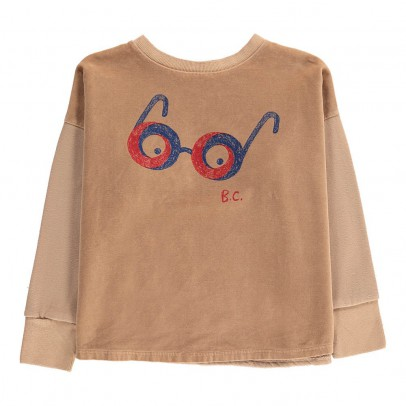Bobo Choses Sweat Velours Lunettes-listing