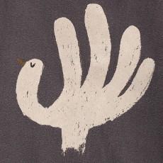 Bobo Choses Organic Cotton Bird Sweatshirt-listing