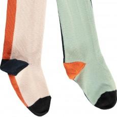 Bobo Choses Collants Tricolores-listing