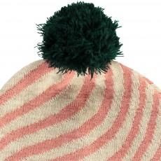 Bobo Choses Bunny Waves Beanie with Pompom-listing