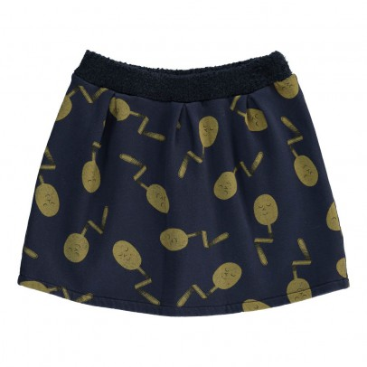 Bobo Choses Spoon Mini Skirt-listing