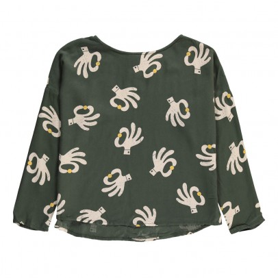 Bobo Choses Blouse Mains All Over-listing
