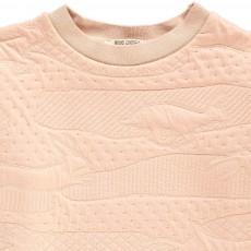 Bobo Choses Robe Molleton Texturé-listing