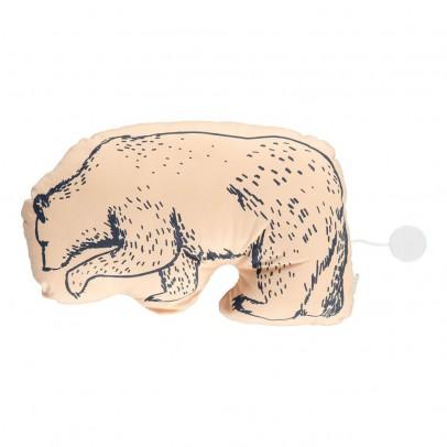 Anne Fontaimpe Musical Dotted Bear Cushion 30x20 cm-listing