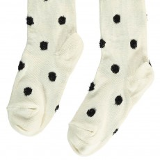 Bobo Choses Chaussettes Pois Noirs-listing