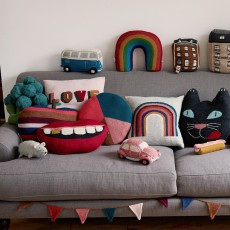 Oeuf NYC Coussin Love-product