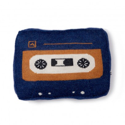 Oeuf NYC Coussin cassette audio-product