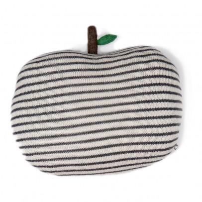 Oeuf NYC Striped Apple Cushion-listing