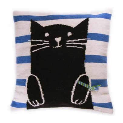 Oeuf NYC Coussin chat-listing