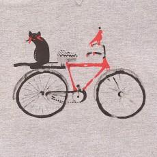Le Petit Lucas du Tertre Sweat Vélo Chat Edgar-listing