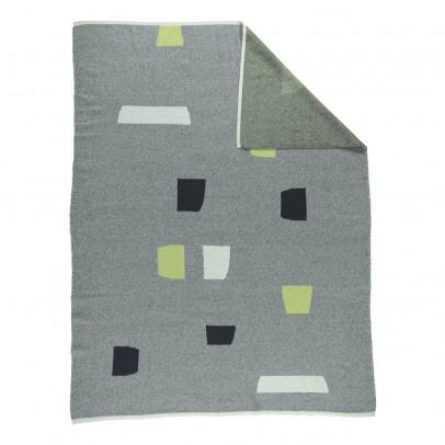 Kidscase Plaid en laine motifs géométriques-listing
