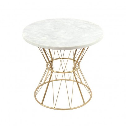 Honoré Marmor-Tisch Tamtam-listing