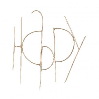 Zoé Rumeau Wort Happy Zoé Rumeau x Smallable-listing