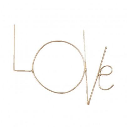 Zoé Rumeau Wort Love Zoé Rumeau x Smallable-listing