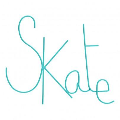 Zoé Rumeau Mot Skate en métal peint-product