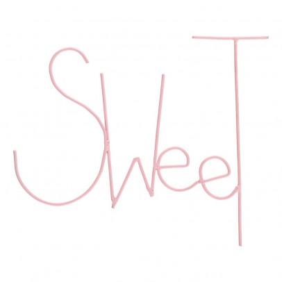 Zoé Rumeau Word Sweet in painted metal-listing