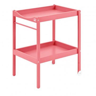 Combelle Table à langer - Laqué Bouton de rose-listing