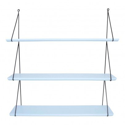 Rose in April Babou Shelf 3 Winter Blue Shelf 66 cm-listing