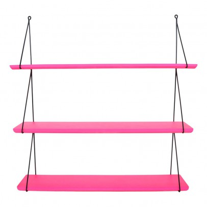 Rose in April Babou Shelf 3 Shelf 66 cm-listing