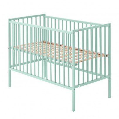 Combelle Cuna Rema 60x120 cm - Verde menta-listing