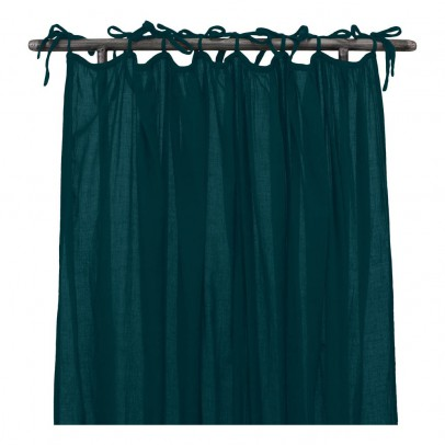 Numero 74 Light Curtain - Petrol Blue -product