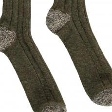 Soeur Chaussettes Côtelées Bicolores Lurex-listing
