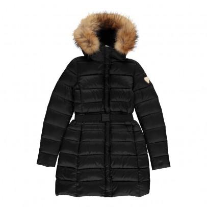 Gertrude + Gaston Fur-Lined Henriette Coat-listing