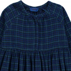 MAAN Checked Park Dress-listing