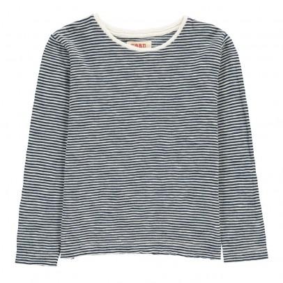 MAAN Striped Bad T-Shirt-listing