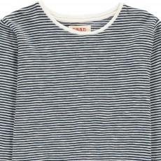 MAAN Gestreiftes T-Shirt Bad-listing